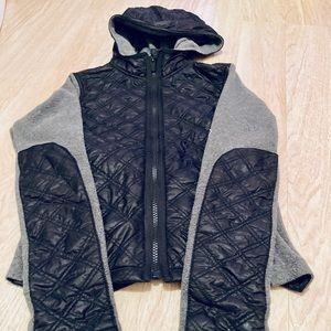 Athleta Girl Hoodie Jacket Size Medium 8-10